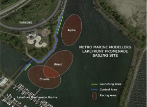 Lakefront Sailing Site